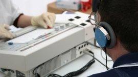 test clinici e controllo audiometrico