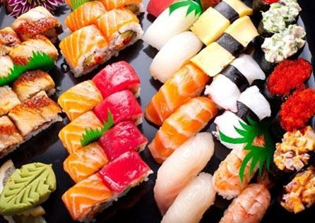 Sushi e Sashimi ad Aosta