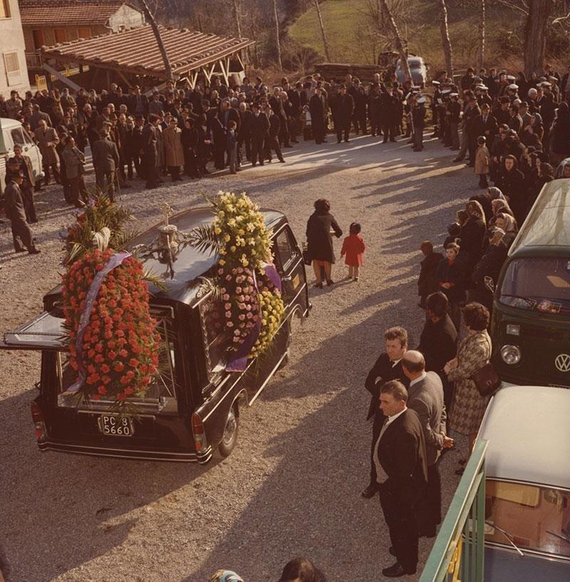 servizio funebre