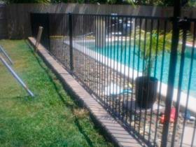 phantom fencing pool and safety fence