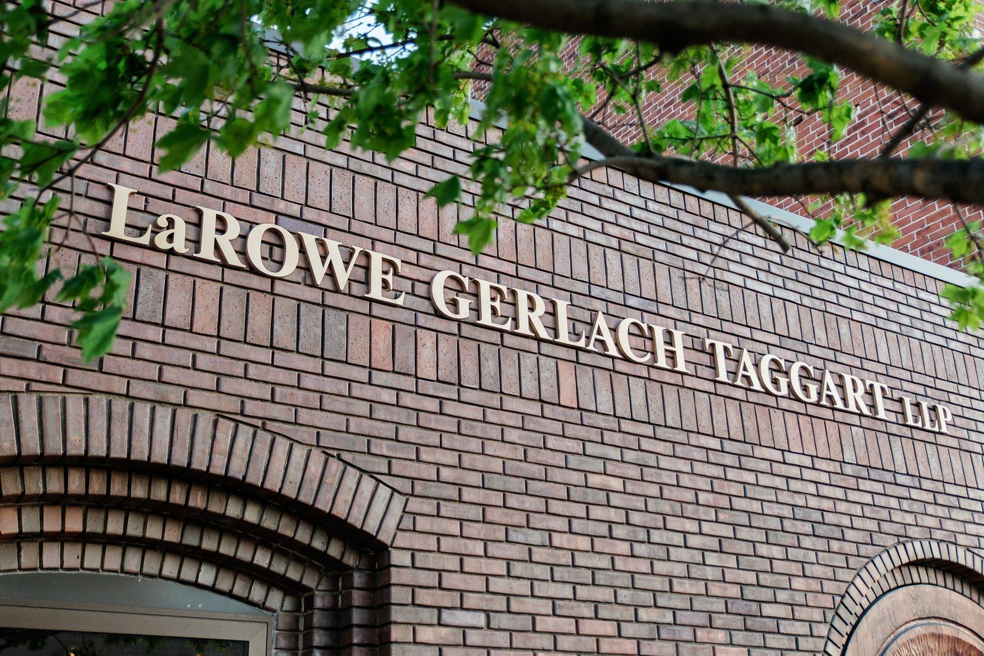 Larowe gerlach taggart llp attorneys reedsburg sauk city wi solutioingenieria Images
