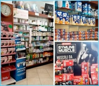 articoli e prodotti farmaceutici