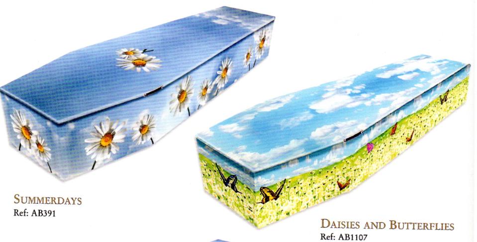 Summerdays & Daisies and Butterflies