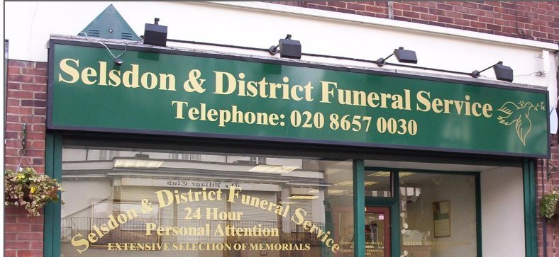 Selsdon & District Funeral Service company