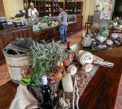 PAS: Il caseificio di Villanovaforru in Sardegna