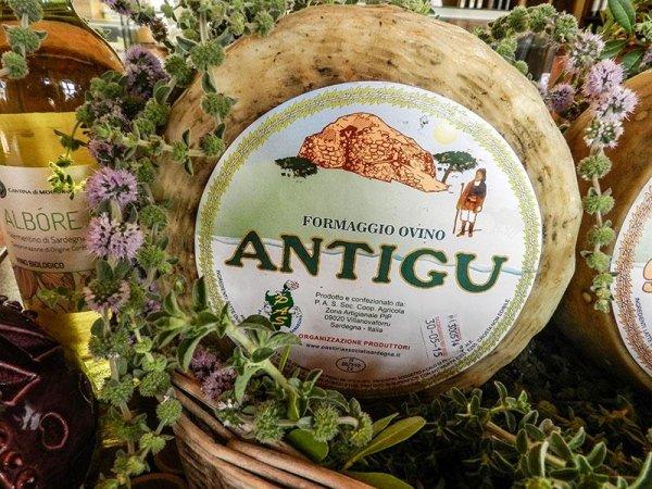 Formaggio Ovino - Antigu