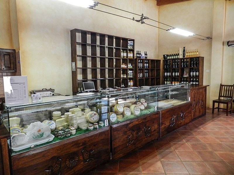 Showroom PAS: Latte e Formaggio di Sardegna
