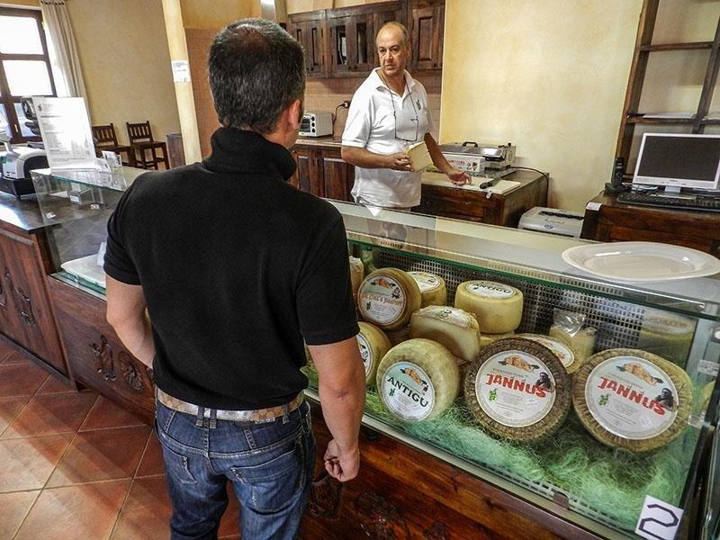 PAS: Vendita Pecorino di Sardegna