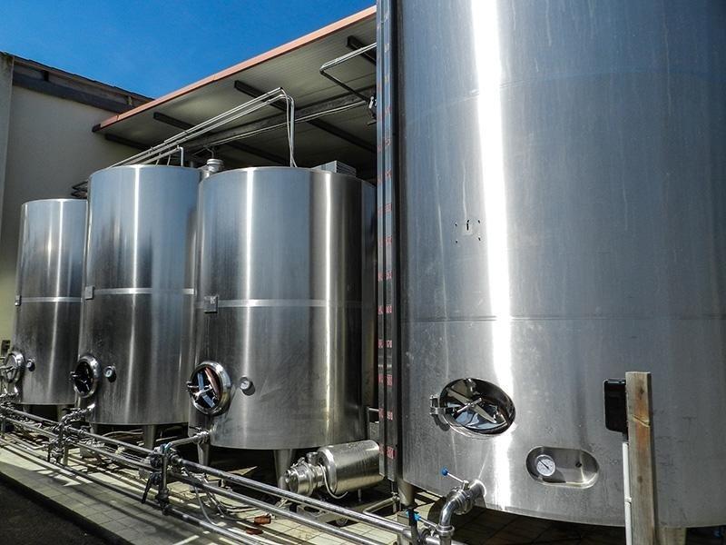 PAS Storage of milk from throughout Sardinia
