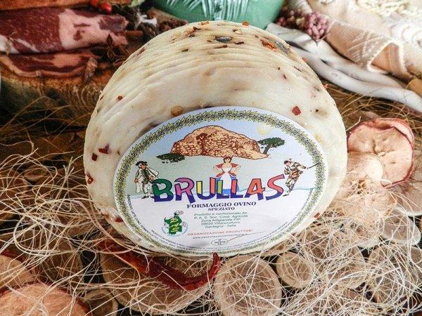 Formaggio Ovino - Brullas