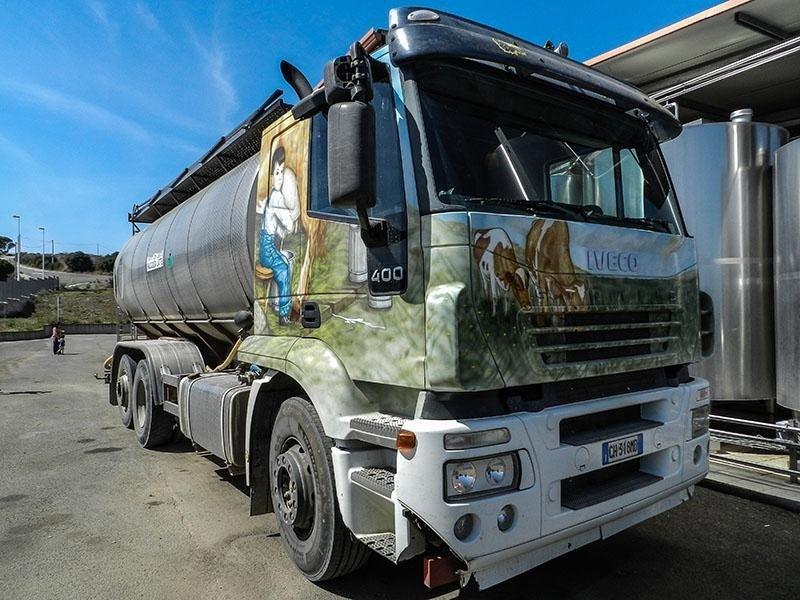 Pas Acquisizione del Latte in tutta la Sardegna