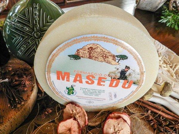 Pecorino Sardo - Masedu