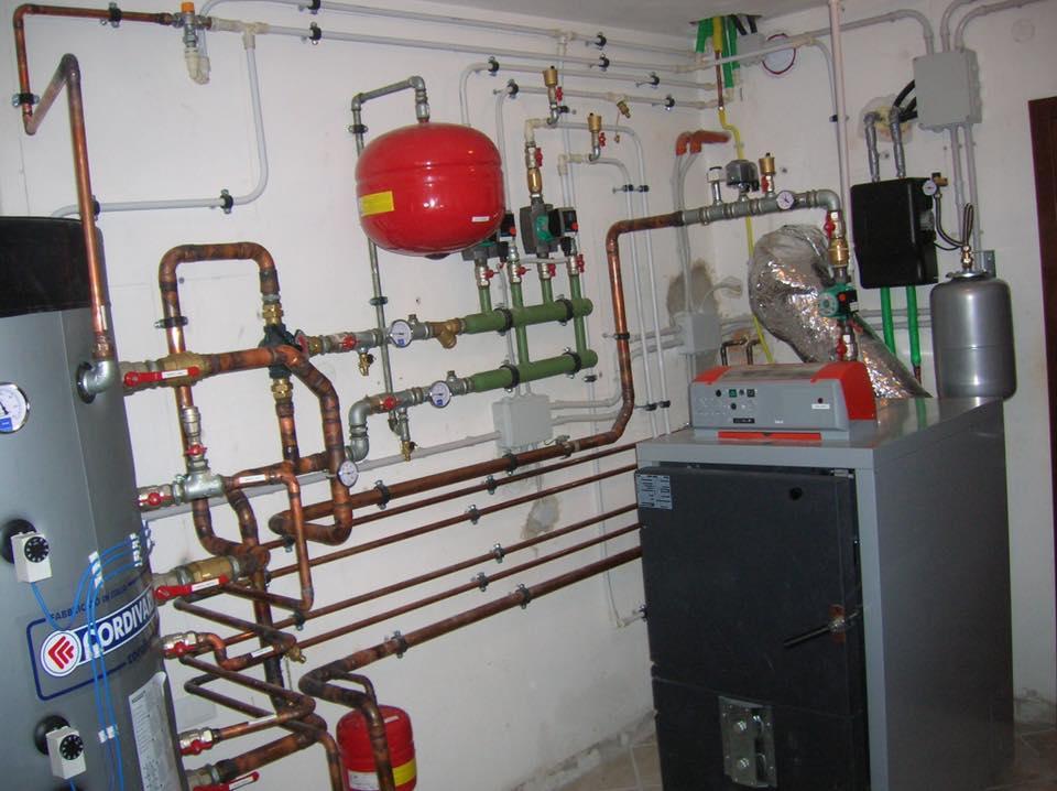 impianti termici idraulici