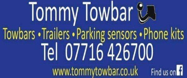 Tommy towbar campingni