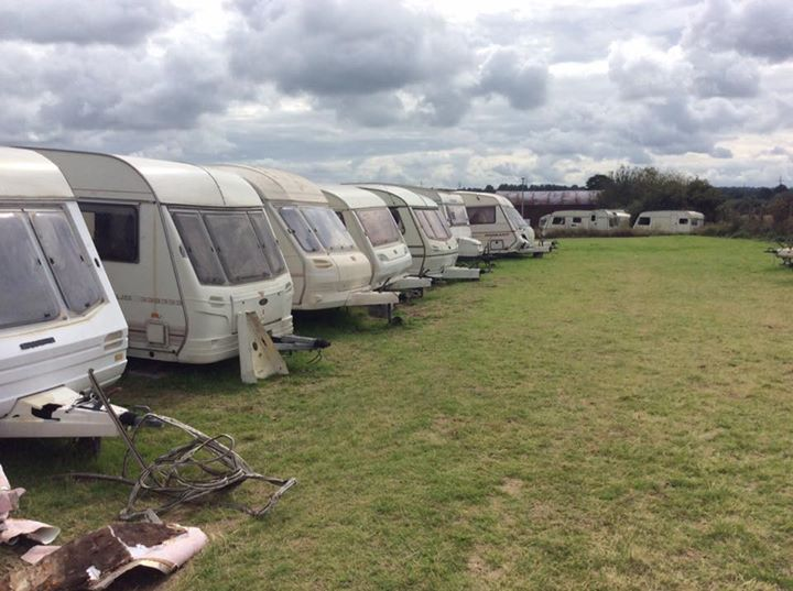 Lisburn Caravan Breakers - CampingNI
