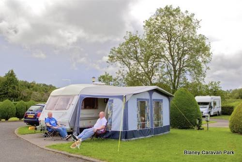 Blaney Caravan Park - CampingNI