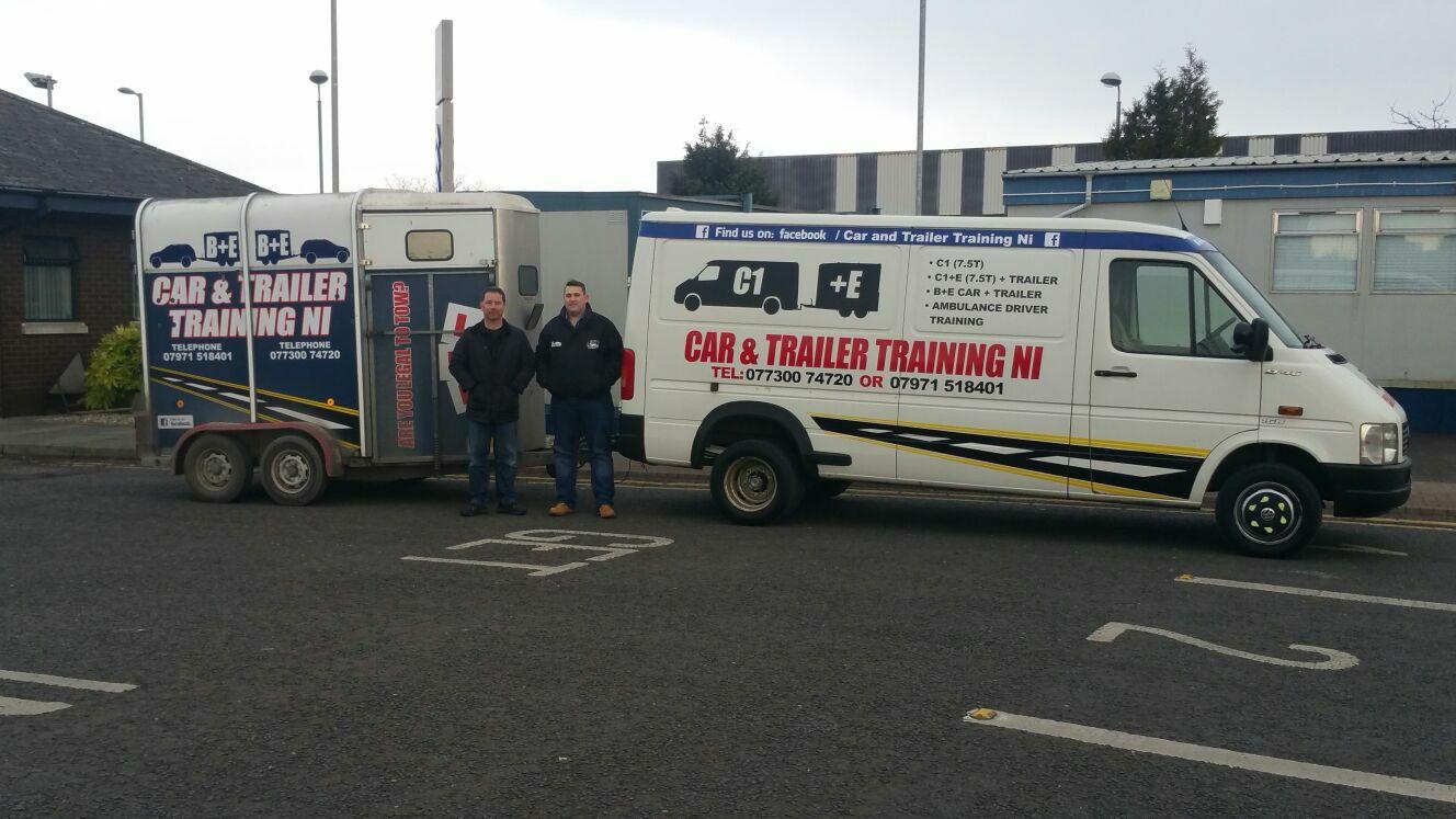 Car Trailer Repairs Northern Ireland