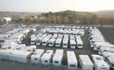 Donaghey Motorhomes yard CampingNI