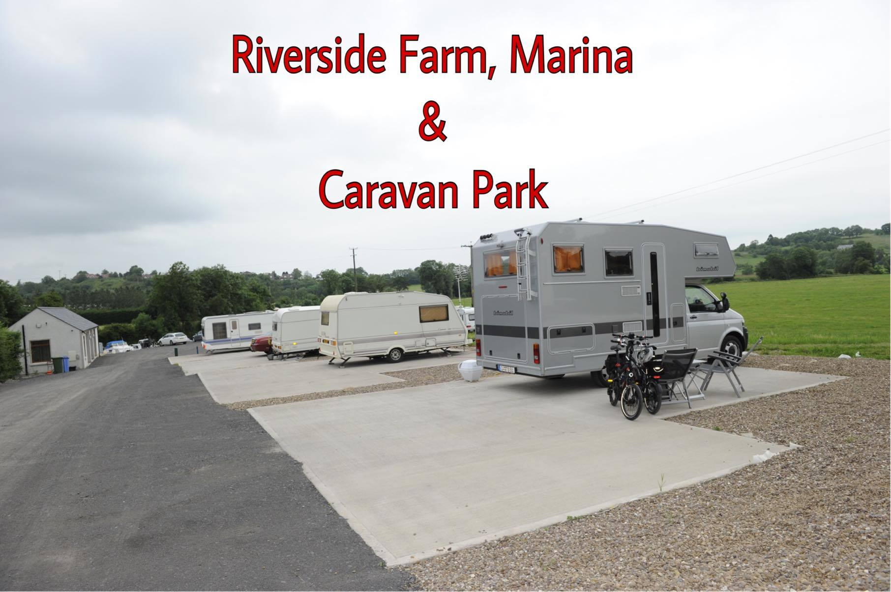 Riverside Farm, Marina and Caravan Park CampingNI
