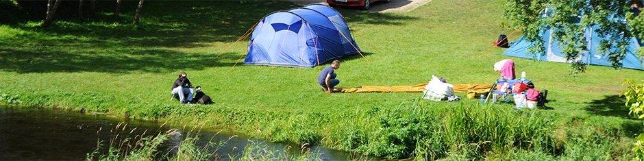Battlebridge Caravan and Camping - CampingNI