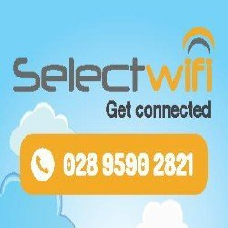Select WIFI Get Connected CampingNI