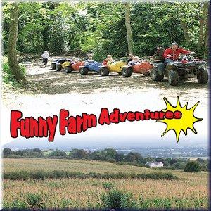 Funny Farm campsite discount campingni