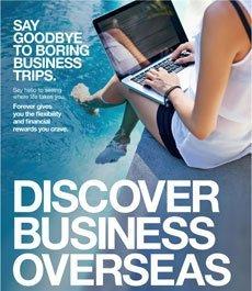 business overseas