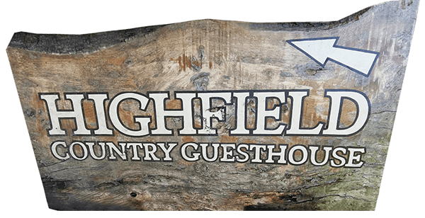Highfield Country Guest House logo