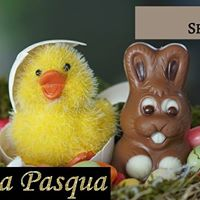 Coniglietto pasquale di cioccolato