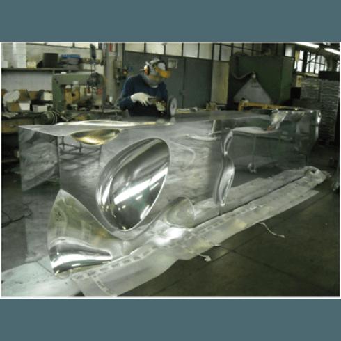 lavorazione metalli MARCHIORI GRAZIANO srl
