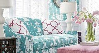Thibaut sofa design