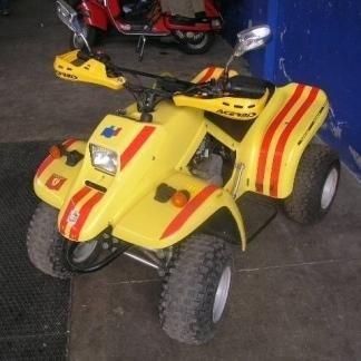 quad giallo
