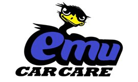 emu car care men business logo