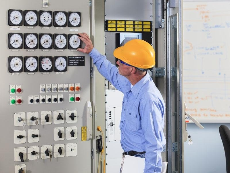impianti di sicurezza industriali