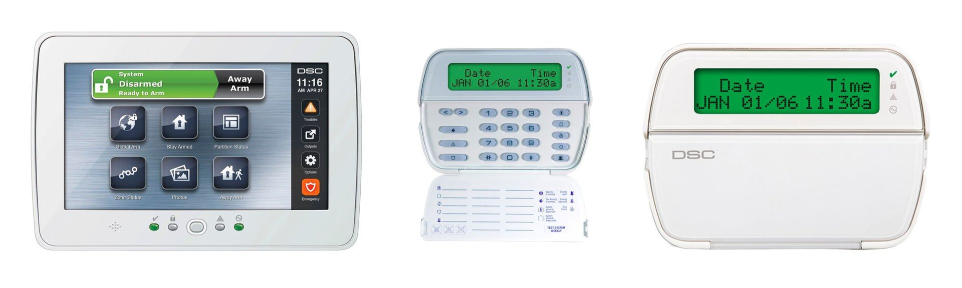 Residential Alarm System