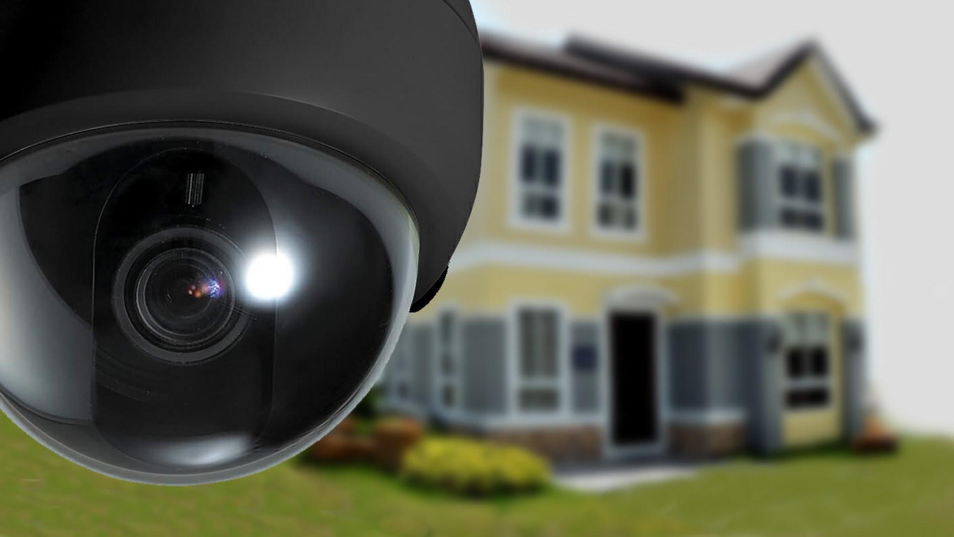 Security Cameras Installation