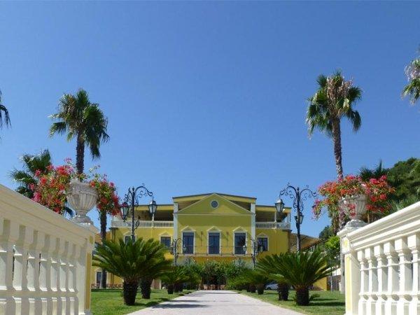 Ristorante Villa Sirio.