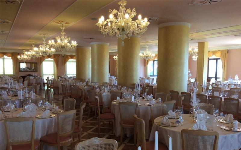 ristorante salone interno