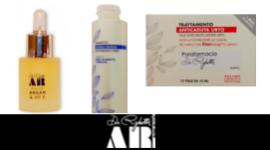 siero antietà, shampoo, lozione anticaduta capelli