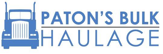 patons bulk haulage logo