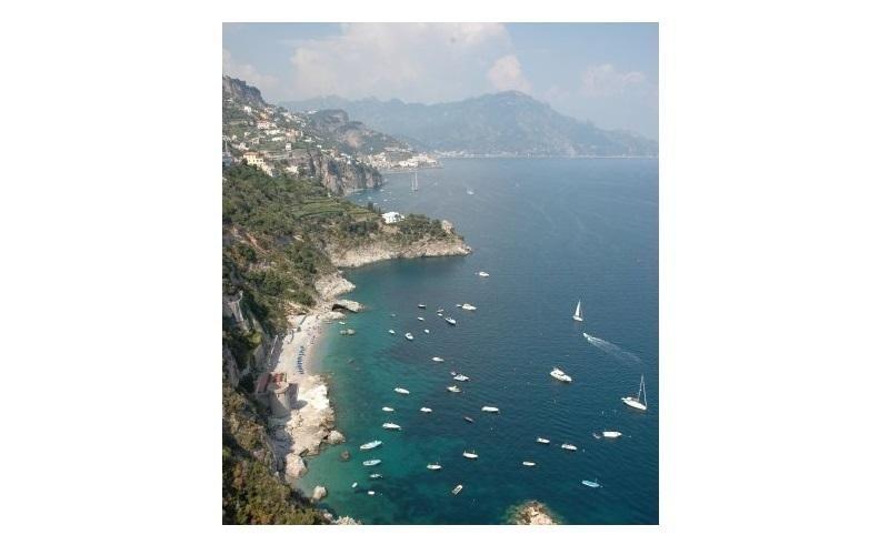Amalfi seascape