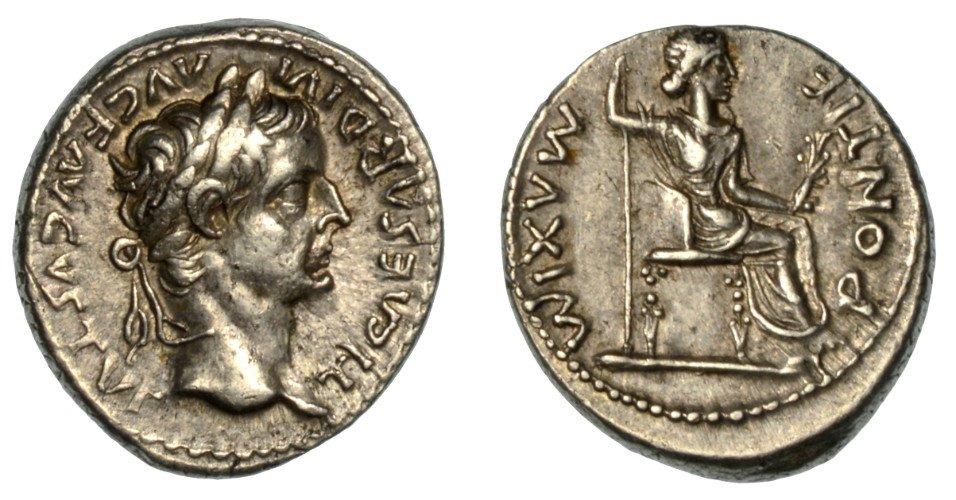 due antiche monete