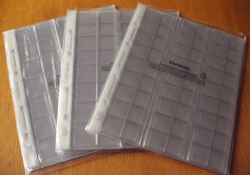 dei quaderni trasparenti
