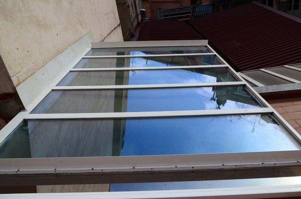 Solai in vetro