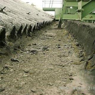 grondaia polvere