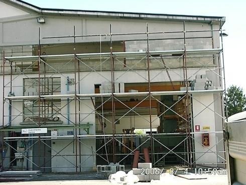 facciata di casa