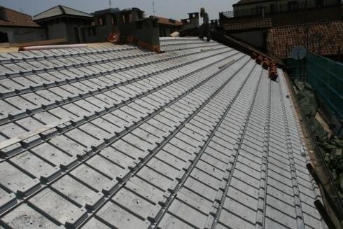 mattoni tetto