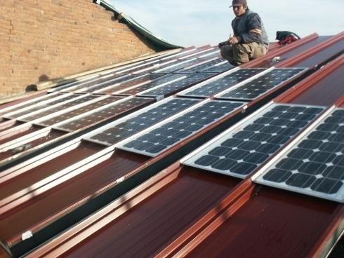 lavori fotovoltaico