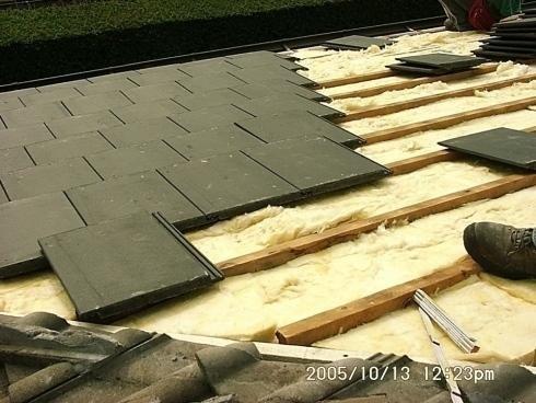 mattonelle tetto