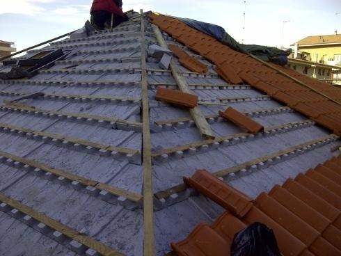 isolanti per tetti